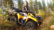 ATV: 2014 Can-Am Outlander 6x6 1000